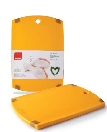 Cutting Board 33x23x1.5 Yellow ( Poultry) - IBI0749433Y