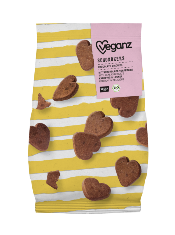 Organic Chocolate Biscuits